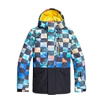 Quiksilver Mission Block Boy