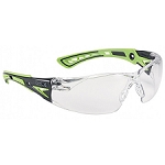 Bolle Safety Rush+ Verde/Negro