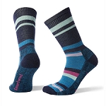 Smartwool Hike Striped Light Crew W