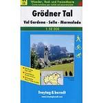 Ed. Freytag & Berndt Grödnertal - Val Gardena - Sella - Marmolada