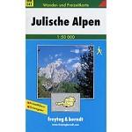 Ed. Freytag & Berndt Julische Alpen