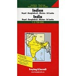Ed. Freytag & Berndt India - Nepal - Bangladesh - Sri Lanka - Maldivas