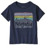 Patagonia Baby Fitz Roy Skies Organic Tee