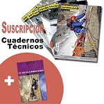 "Barrabes.com SUSCRIPTION + BOOK ""EN AQUELLA PARED NORTE"""