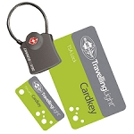 Sea To Summit Cardkey TSA Lock