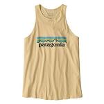 Patagonia Pastel P-6 Logo Organic Tank W