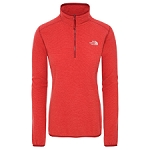 The North Face 100 Glacier ¼ Zip W