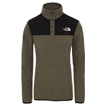 The North Face TKA Glacier Snap Neck Po W
