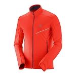 Salomon Rs Softshell Jkt M Fiery Red/Biking Re