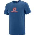 Salomon Coton Logo SS Tee