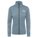 The North Face Summit Quest FZ Midlayer W