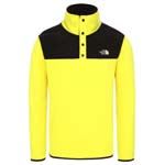 The North Face TKA Glacier Snap-Neck Pullover