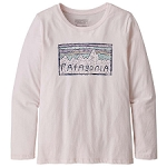 Patagonia Girls L/S Graphic Organic T-Shirt