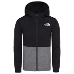The North Face Slacker Full Zip Hoodie Boy