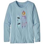 Patagonia L/S Graphic Organic T-Shirt