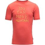 Devold Moving Mountain Kid Tee