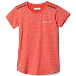 Columbia Tech Trek SS Shirt Girl
