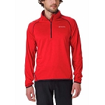 Columbia Mount Powder Half Zip Fleece