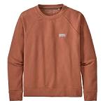 Patagonia Pastel P-6 Label Org Crew Sweat W