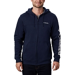 Columbia Logo Fleece Full Zip
