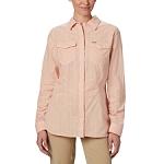 Columbia Camp Henry II Ls Shirt W