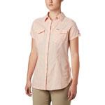 Columbia Camp Henry II Ss Shirt W