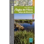 Ed. Alpina Mapa Delta de l'Ebre 1:50000