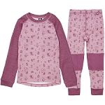 Helly Hansen Life Merino Set kids