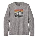 Patagonia L/S Cap Cool Daily Graphic Shirt