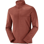 Salomon Transition Full Zip Mid