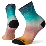 Smartwool PhD Outdoor Light Print Mid Crew W