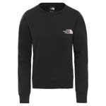 The North Face Parks Slightly Cropped Crew W