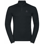 Odlo Active Warm Eco Half-Zip Turtleneck Baselayer Top