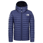 The North Face Aconcagua Down Hooded Jacket Boy