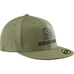 Salomon Logo Cap Flexfit