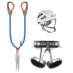 Petzl Eashook Via Ferrata Kit