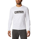 Columbia Lookout Point Ls Graphic Tee