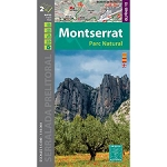 <strong>Ed. Alpina</strong> Mapa Montserrat 1:10000 1:15000