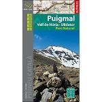 Ed. Alpina Mapa Puigmal Núria Ulldeter 1:25000