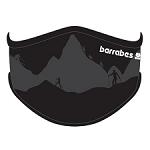 Barrabes.com Mascarilla Barrabes Custom Black