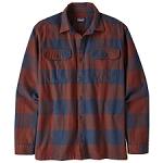 Patagonia Ms Ls Mw Fjord Flannel Shirt