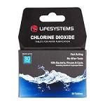 Lifesystems Chlorine Dioxide Tablets (30 Tablets)