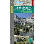 Ed. Alpina Mapa Sant Maurici Els Encantats