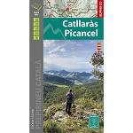 Ed. Alpina Carpeta Catllaràs Picancel 1:25.000