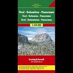 Ed. Freytag & Berndt Tirol & Dolomites