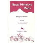 Ed. Leomann Maps Pu. Map 3 of Nepal Himalaya - East Kanjiroba
