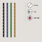 Roca Auxiliary Rope 2 mm (by metres)