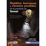 Ed. Prames Ramblas, Barrancos y Rincones De Teruel