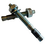 Fixe Stainless Wedge Bolt M 10 X 70 mm