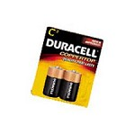 Duracell ALCALINE C